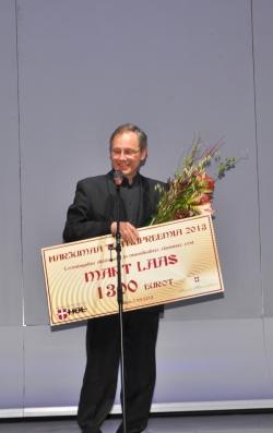 Harjumaa teatripreemia pälvis Estonia Rahvusooperi tšellorühma kontsertmeister Mart Laas