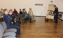 Harjumaa Omavalitsuste Liidu volikogu istung 17. septembril 2014.a