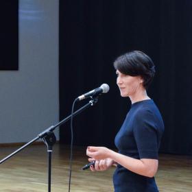 Harjumaa Koolijuhtide Ühenduse juht Annely Ajaots